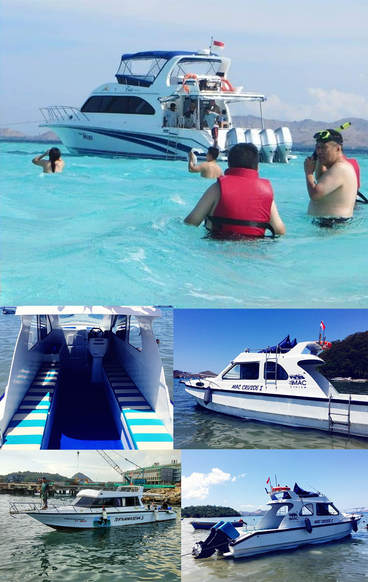 Labuan Bajo Komodo 1Day Speed Boat